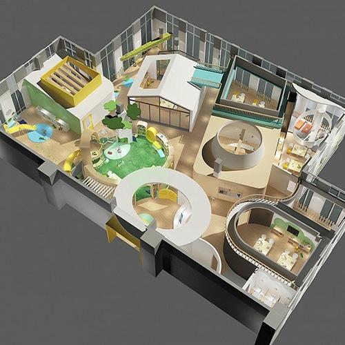 空间展示设计——武汉校园文化建设